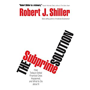 The Subprime Solution Audiobook