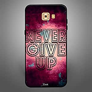 Samsung Galaxy C9 Pro Never Give up