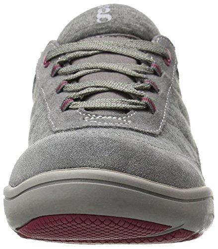 Grey Grasshoppers Sneaker Fashion Lace Explore Women's wxxBF7vZ