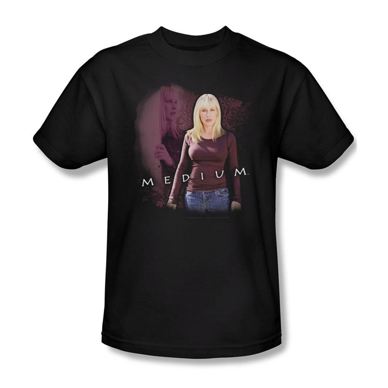 Cbs - Medium Adult T-Shirt In Black