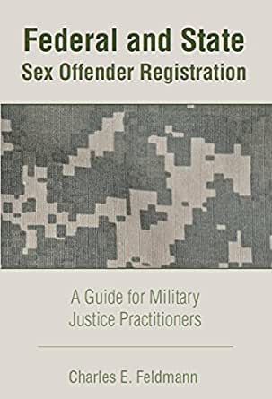 State Sex Offender Registration