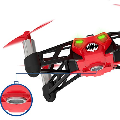 Parrot mini drone's rolling spider Red by Parrot (Image #14)
