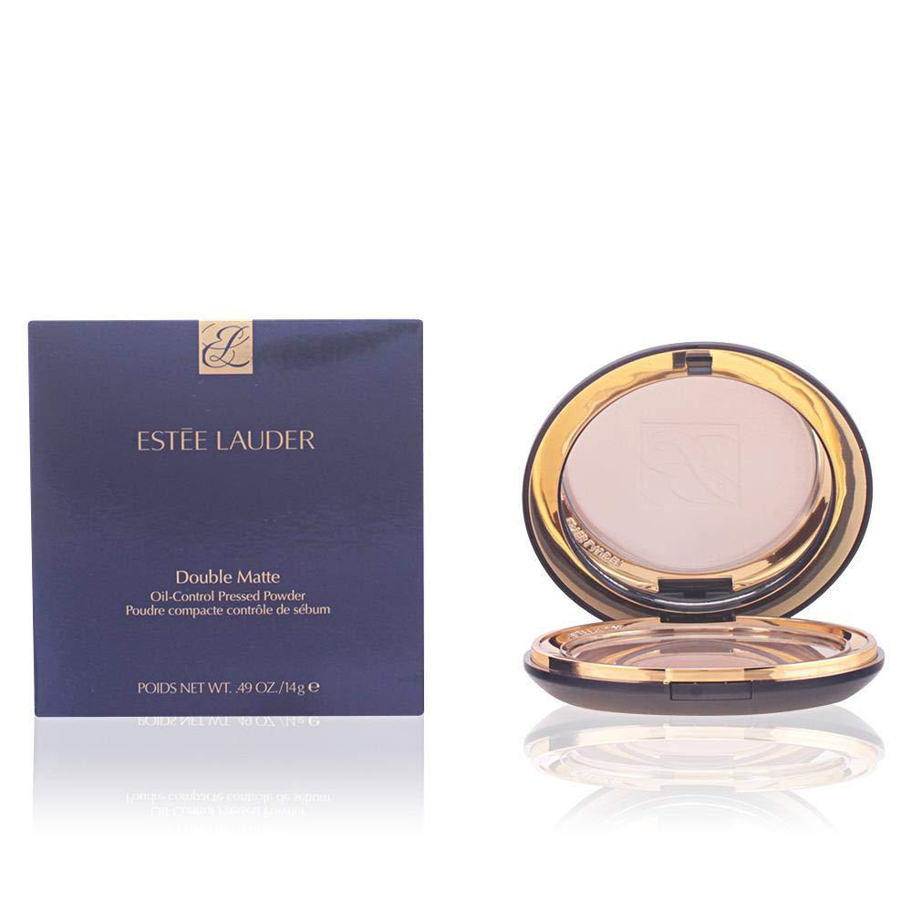 Estee Lauder Double Matte Oil-Control Pressed Powder Women, 02 Light Medium, 0.49 Ounce by Estee Lauder