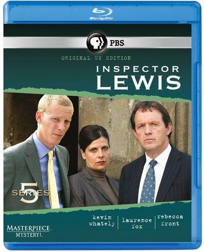 (Masterpiece Mystery: Inspector Lewis Series 5)