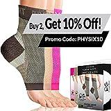 Physix Gear Plantar Fasciitis Socks with Arch