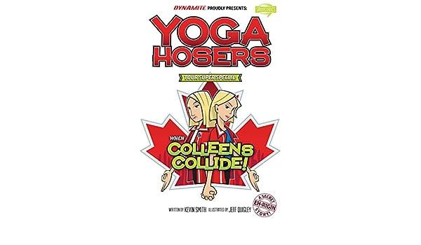 Amazon.com: Yoga Hosers: Yoga Hosers: A Sundance Super ...