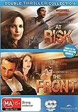At Risk / The Front   Patricia Cornwell   NON-USA Format   PAL   Region 4 Import - Australia