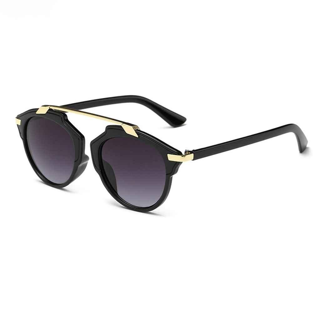 Providethebest Marco de las mujeres de los hombres gafas de sol al aire libre Vintage Eyewear del Plástico # 1 Provide The Best