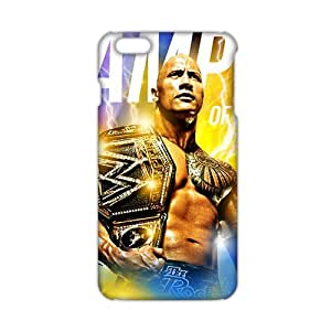WWE The Rock Johnson 3D Phone Case for iPhone6plus