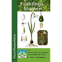 Frühlingsblumen (iFlora Pflanzenführer 2) (German Edition)