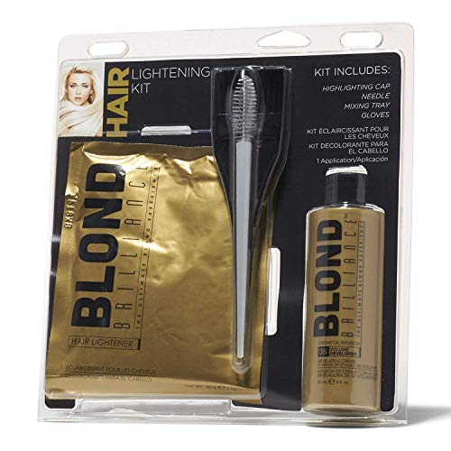 Blond Brilliance Hair Highlight Kit, 7pcs