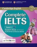 img - for Complete IELTS Bands 4-5 Student's Book with Answers with CD-ROM with Testbank book / textbook / text book