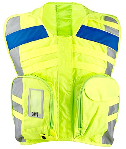 Away Safety Tear Vest (StatPacks G3 Fluorescent High Visibility Advanced Safety Vest)