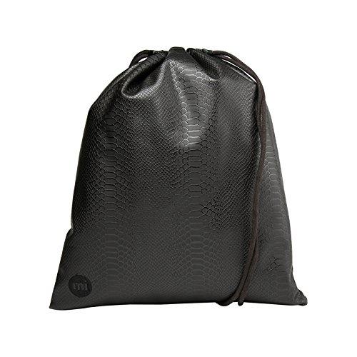 Mi-Pac Pythonキットバッグ - ワンサイズ、ブラック   B01847K9T2