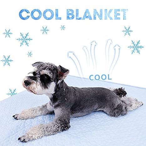 Ohana Pet - Manta de Malla Transpirable para Perro, Ideal para Verano, para Perros y Gatos pequeños, medianos y Grandes: Amazon.es: Productos para mascotas