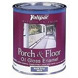 1 Quart White Porch & Floor Oil Enamel Paint 27-1000 QT