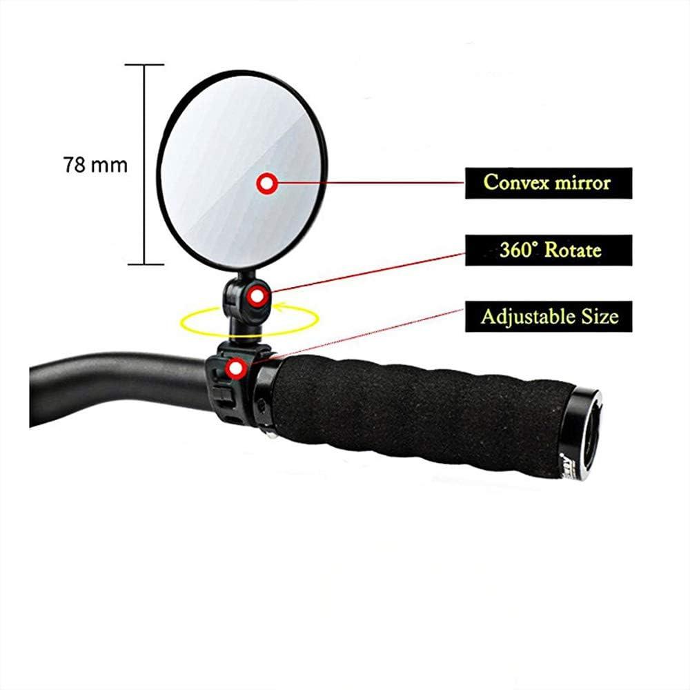 Rückspiegel Für Ninebot ES1 Wing Neu Verkauf Tragbar Langlebig Praktisch
