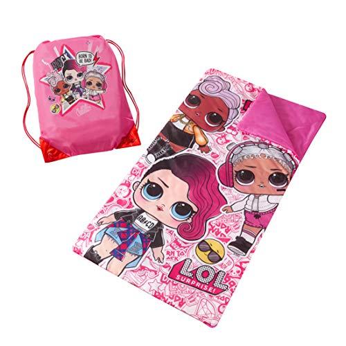 LOL Surprise Sling Bag Slumber Set