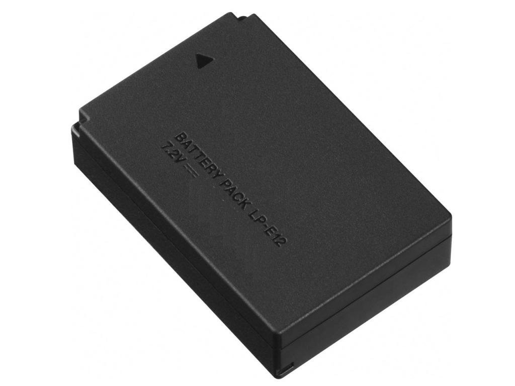 Polaroid High Capacity Canon LPE12 Rechargeable Lithium Replacement Battery