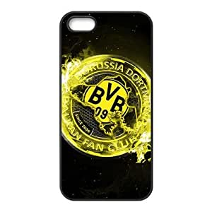 ZXCV BVB Football club Cell Phone Case for Iphone 5s