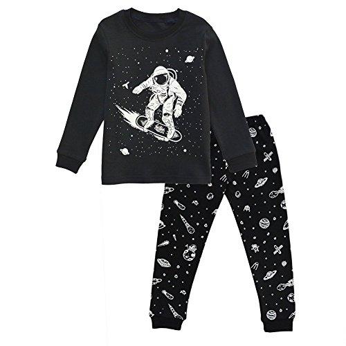 - Toddler Boys Pajamas Truck 100 Cotton Long Snuggle Fit Sleepwear 2pcs Pyjama Set PJ 2-7 Years, (Astronaut, 4-5 Years)