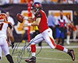 Autographed Ryan Fitzpatrick 8x10 Tampa Bay Buccaneers Photo with COA