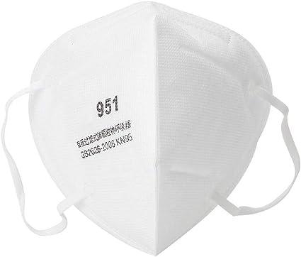 maschera antipolvere su amazon