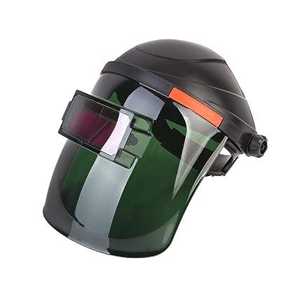 FOONEE - Máscara de Soldadura, Amplia Gama de Tonos DIN 9 – 13, Casco