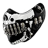 Bullet Mask Mens Punk Rock Biker Custome Hip Hop Motorcycle