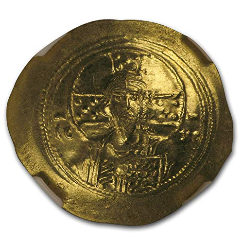 1071 IT Byzantine Gold Histamenon Michael VII (1071-1078 AD) MS NGC Gold Mint State NGC