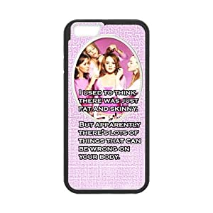 Cyber Monday Store Customize Rubber Burn Book Back Cover TPU Case for 4.7