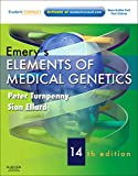 Emery's Elements of Medical Genetics: With STUDENT CONSULT Online Access (Turnpenny, Emery's Elements of Medical Genetics)