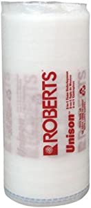 UNISON 1,500 sq. ft. roll, 375 ft. x 4 ft. x 3/32 in., 2-in-1 Underlayment for Laminate and Engineered Wood Flooring