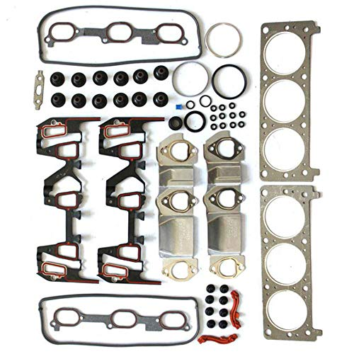 - OCPTY Head Gasket Set fits 95-99 Buick Regal Skylark Chevrolet Beretta Corsica Malibu Monte Oldsmobile Achieva Cutlass Ciera Pontiac Grand Am Grand Prix Gaskets Kit Head Gasket Set