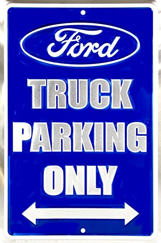 Ford Truck Parking Only Sign product image