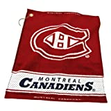 NHL Montreal Canadiens Woven Towel