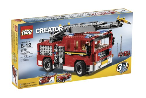 LEGO Creator Fire Rescue (6752), Baby & Kids Zone