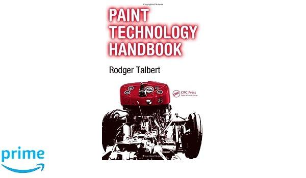 Paint Technology Handbook Ebook