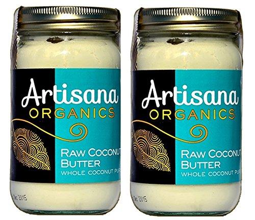 Artisana Nut Bttr Ccnut Raw product image