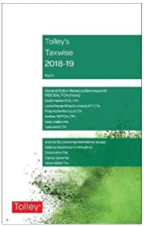 TOLLEY S TAXWISE PDF DOWNLOAD