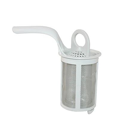 Genuine Electrolux Zanussi Aeg lavavajillas filtro de drenaje y ...