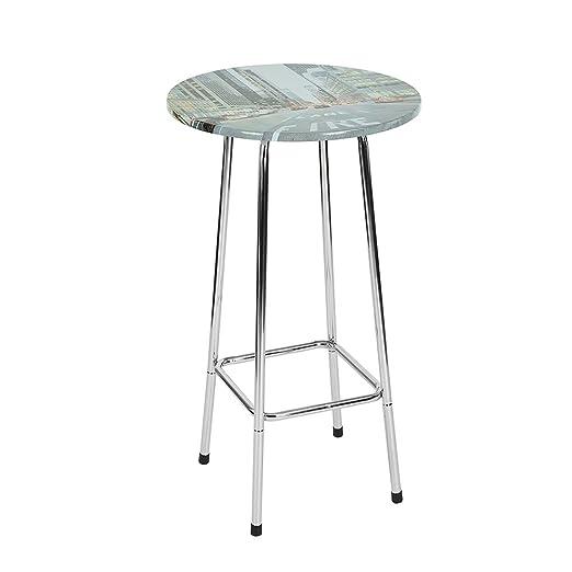 homediscount17 moderna mesa de bar desayuno alta patas mesa ...