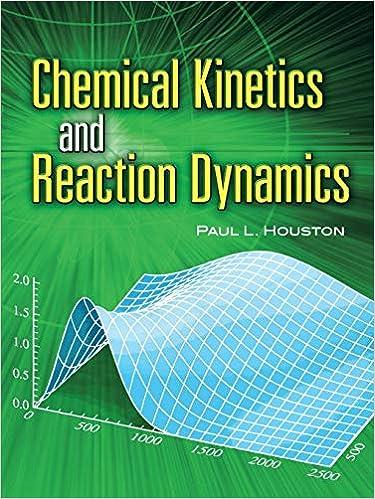 Chemical Kinetics And Reaction Dynamics Pdf