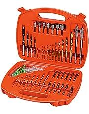 Black & Decker Titanium Drilling & Screwdriving Set - A7066 - Orange