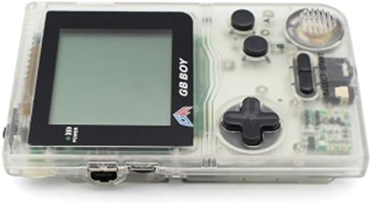 Reproductor port/átil de Juegos port/átil de 16 bits Consola de Videojuegos con 2 Tarjetas de Juegos Meiyya Slim PXP3 Station