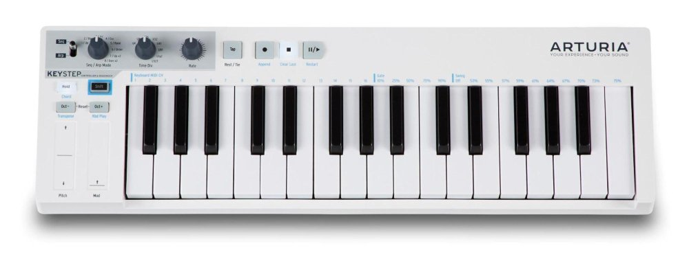 Arturia, sequencer polifonico KeyStep a 32 tasti, formato piccolo, 430201