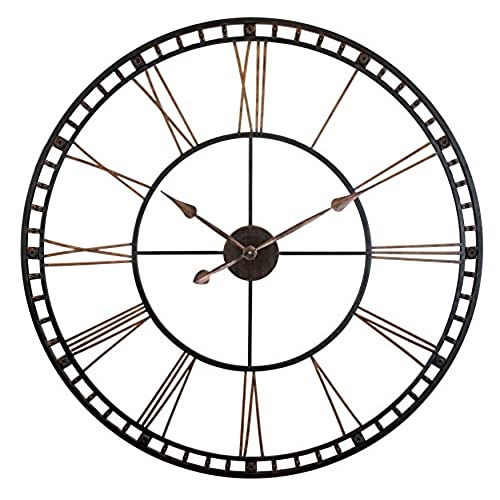 Infinity Instruments The Tower XXL Wall Clock
