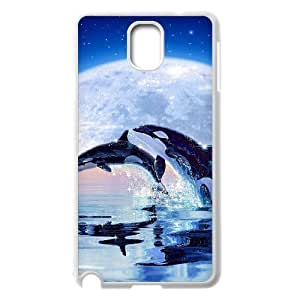 Dolphin Classic Personalized Phone Case for Samsung Galaxy Note 3 N9000,custom cover case ygtg518908