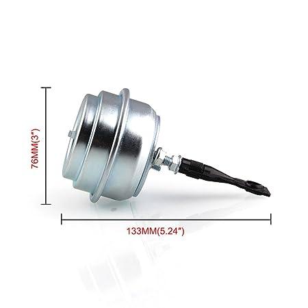 Redshot 434855-0015 - Actuador de válvula de descompresión para turbocompresor (1 unidad por juego): Amazon.es: Coche y moto