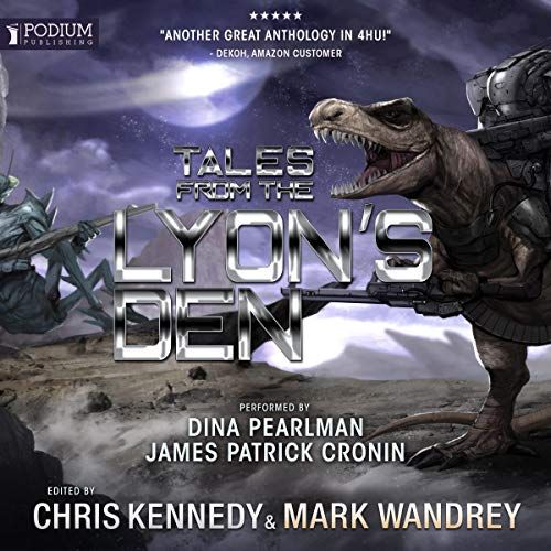 Pdf Science Fiction Tales from the Lyon's Den: Four Horsemen Tales, Book 4